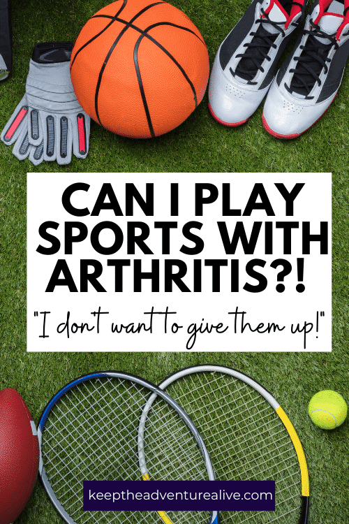 arthritis and sports