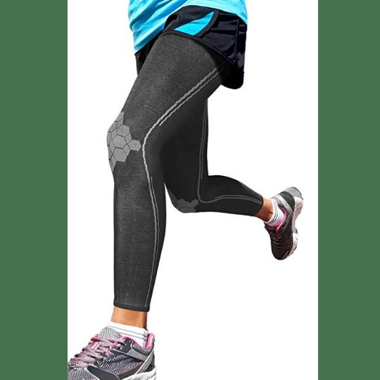 leg compression sleeve