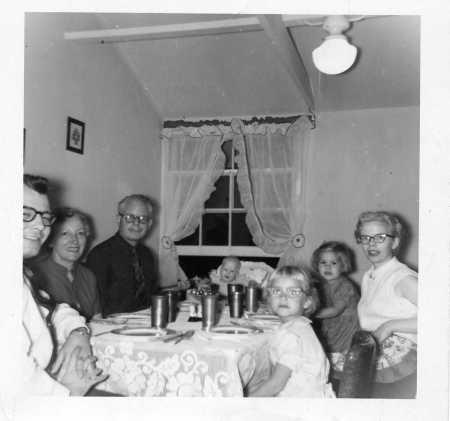 dinner 1953