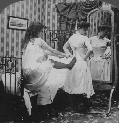 lacing corset, 1910s (4)