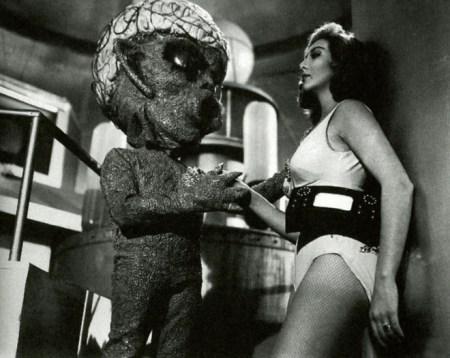 THE MONSTER'S SHIP / La nave de los monstrous  (1959, Rogelio A. Gonzalez)