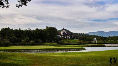 Springfield Golf Club Blick über die Fairways