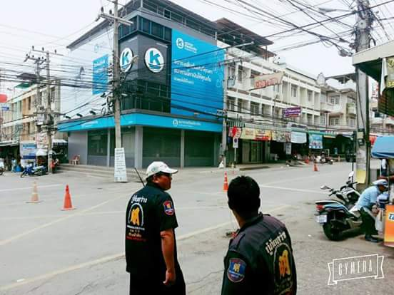 Bombenanschläge in Hua Hin