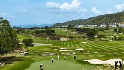 Black Mountain Golfplatz Hua Hin Beschreibung Bild 01