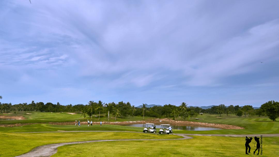 Majestic Creek Golf Club Golfplatz Hua Hin - Keep the Moment