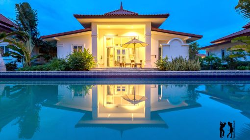 Villa Bougainvillea im Banyan Golf Resort