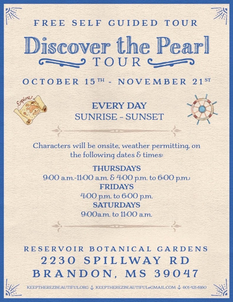 Discover the Pearl TOUR