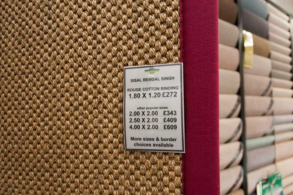 Investing in a new carpet or flooring? The Carpet Store is the one-stop shop for all budgets, styles and textures