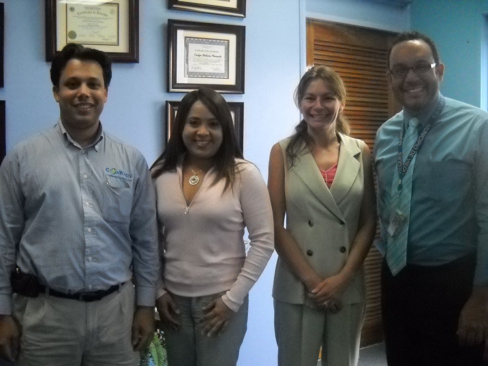 Hon. Evelyn Delerme Camacho Supports Keep Vieques Beautiful!
