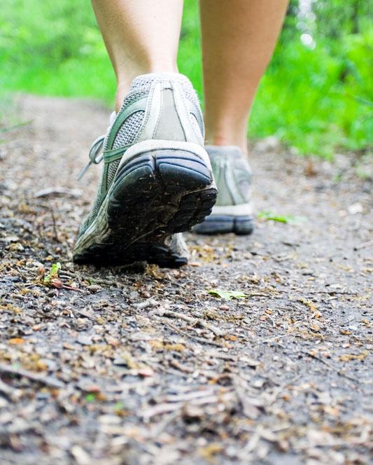 trail walk shoes