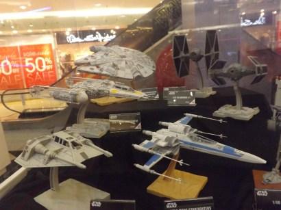 Millenium Force, X-Wing, bla ba bla...