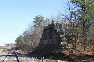 Railroad tracks hike Hazleton Heights  (46 of 47)