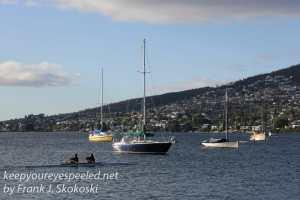 Hobart Battery Point 2-3