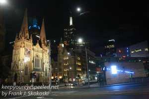 Melbourne night -11