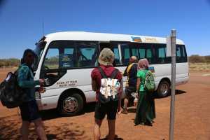 Uluru   hike -46