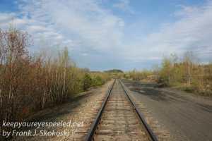 Railroad walk -25