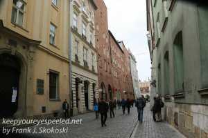 Poland Krakow afternoon walk-12