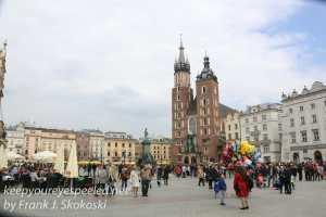 Poland Krakow afternoon walk-22