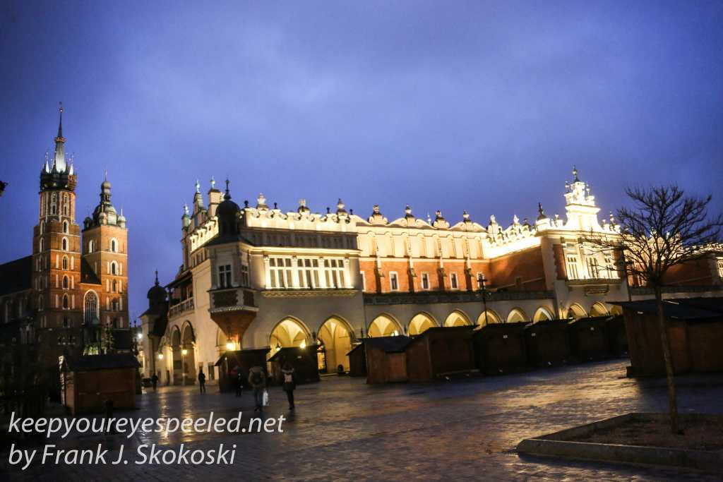 Poland Day Eleven Krakow Chopin Concert and walk home -2