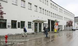 Poland Day Eleven Krakow Schindler's factory -1