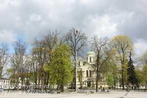 Poland Day Nine Czestochowa walk to train station -46