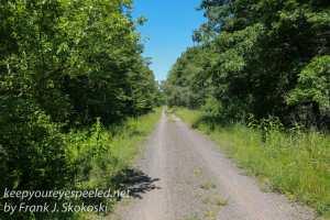 D&L rails to trails path
