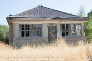 old house at Fort Hall Idaho