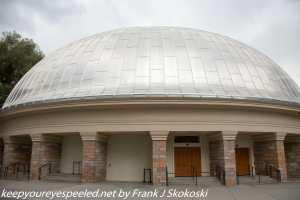 Mormon Tabernacle building Salt Lake City