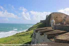 view of ocean and Castillo San Cristabol