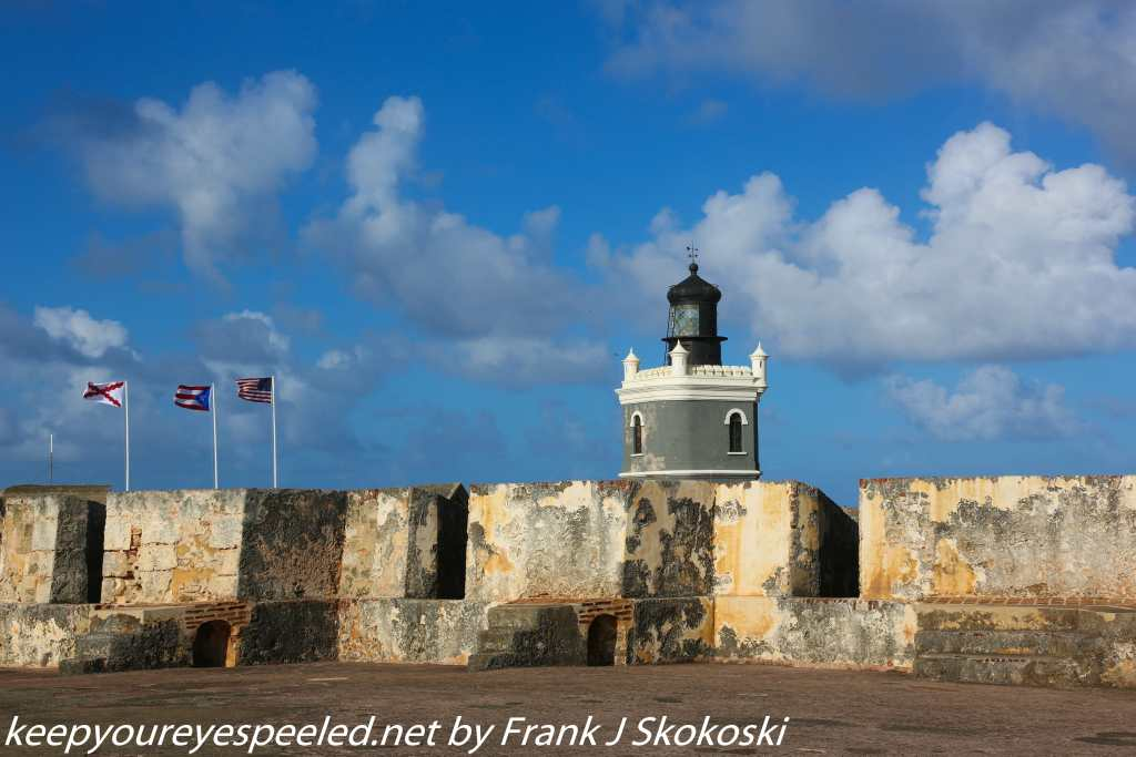 """El Morro"" old San Juan"