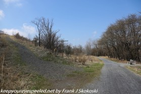 Bobolink and D & L trail intersection