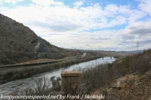 lehigh river at Lehigh Gap