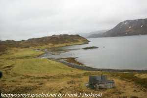 isolated tundra landscape