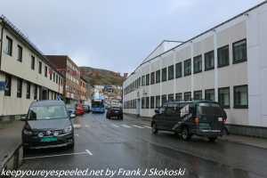 street in Honningsvag