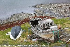 boat in Nordvagen
