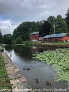 Lehigh canal in Weissport