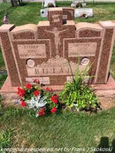 my grandparent's grave McAdoo