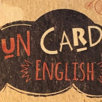 Fun Card English