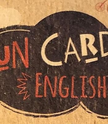 Fun Card English
