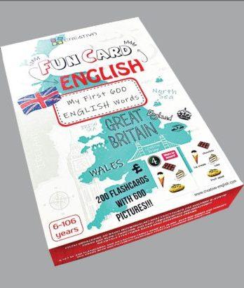 Fun Card XXL - English