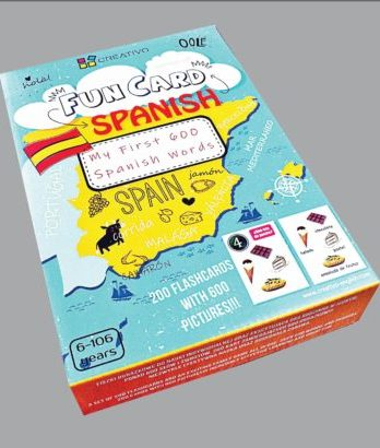 Fun Card XXL - Spanish