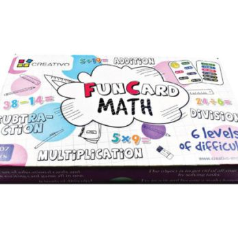 Fun Card - Math