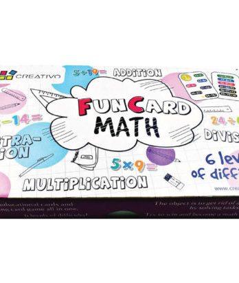 Fun Card - Math