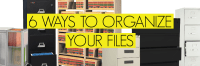 6 Ways to Organize Your Files | Art Inspiration ...