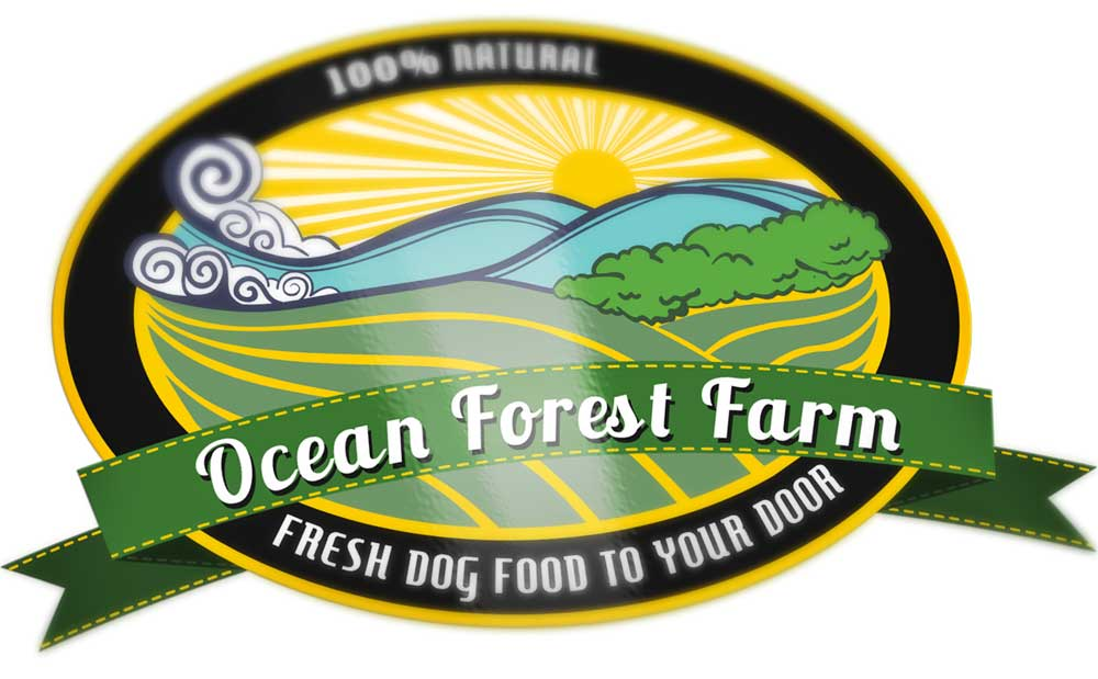 Ocean Forest Farm Logo Design