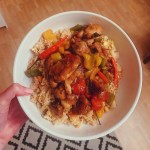 Keeva Eats General Tso's Chicken Recipe