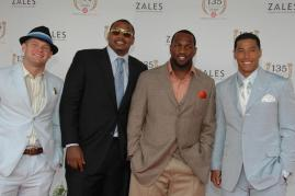 Men's Fashion on the Red Carpet