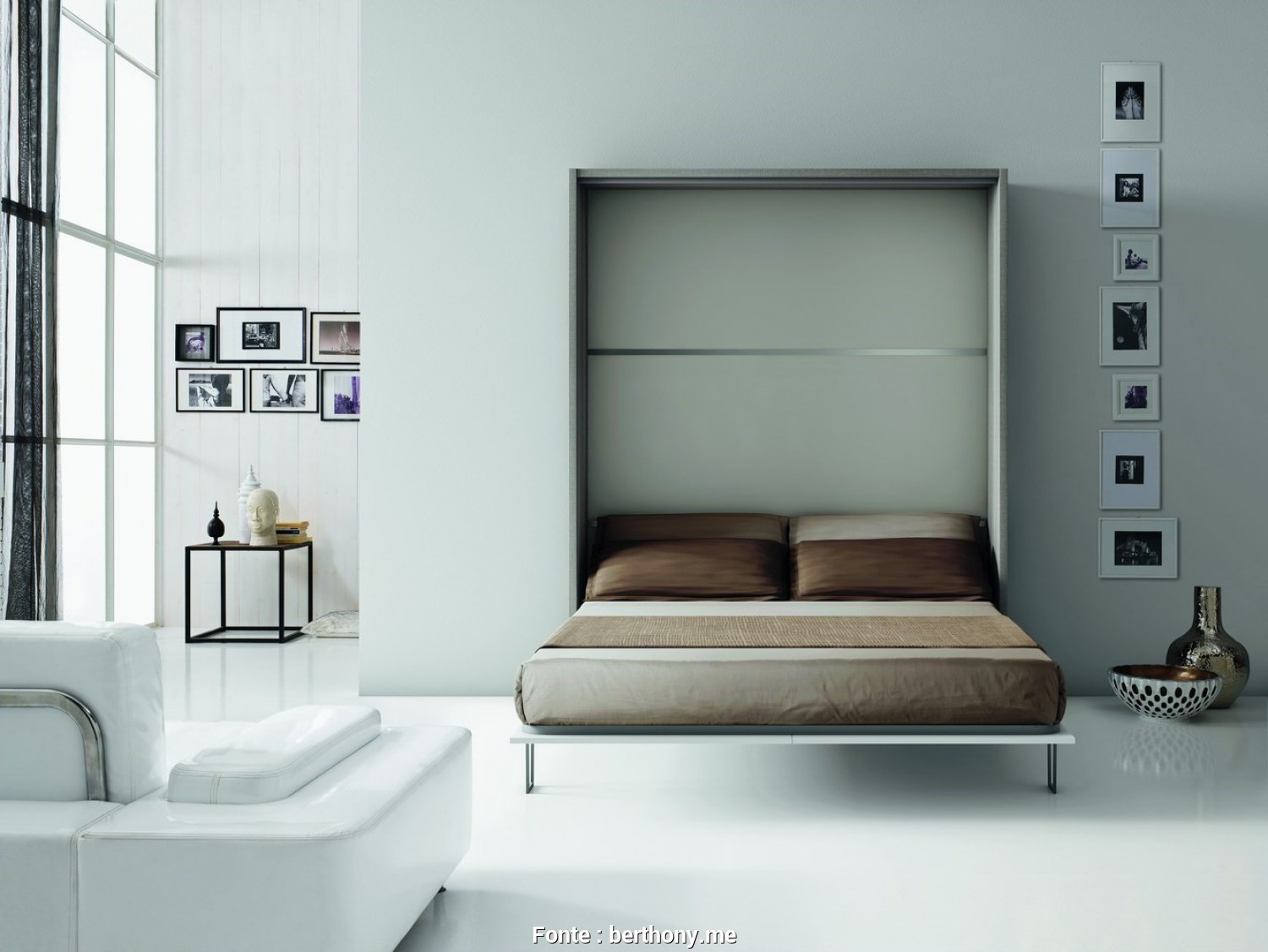 Letto Matrimoniale A Scomparsa Ikea Grande 5 Ikea Hemnes Letto Matrimoniale Keever For Congress