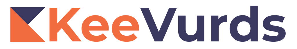 KeeVurds Logo With Name Transparent