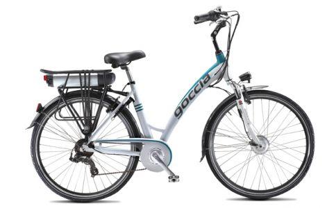 Goccia Pedelec, elektromos kerékpárok